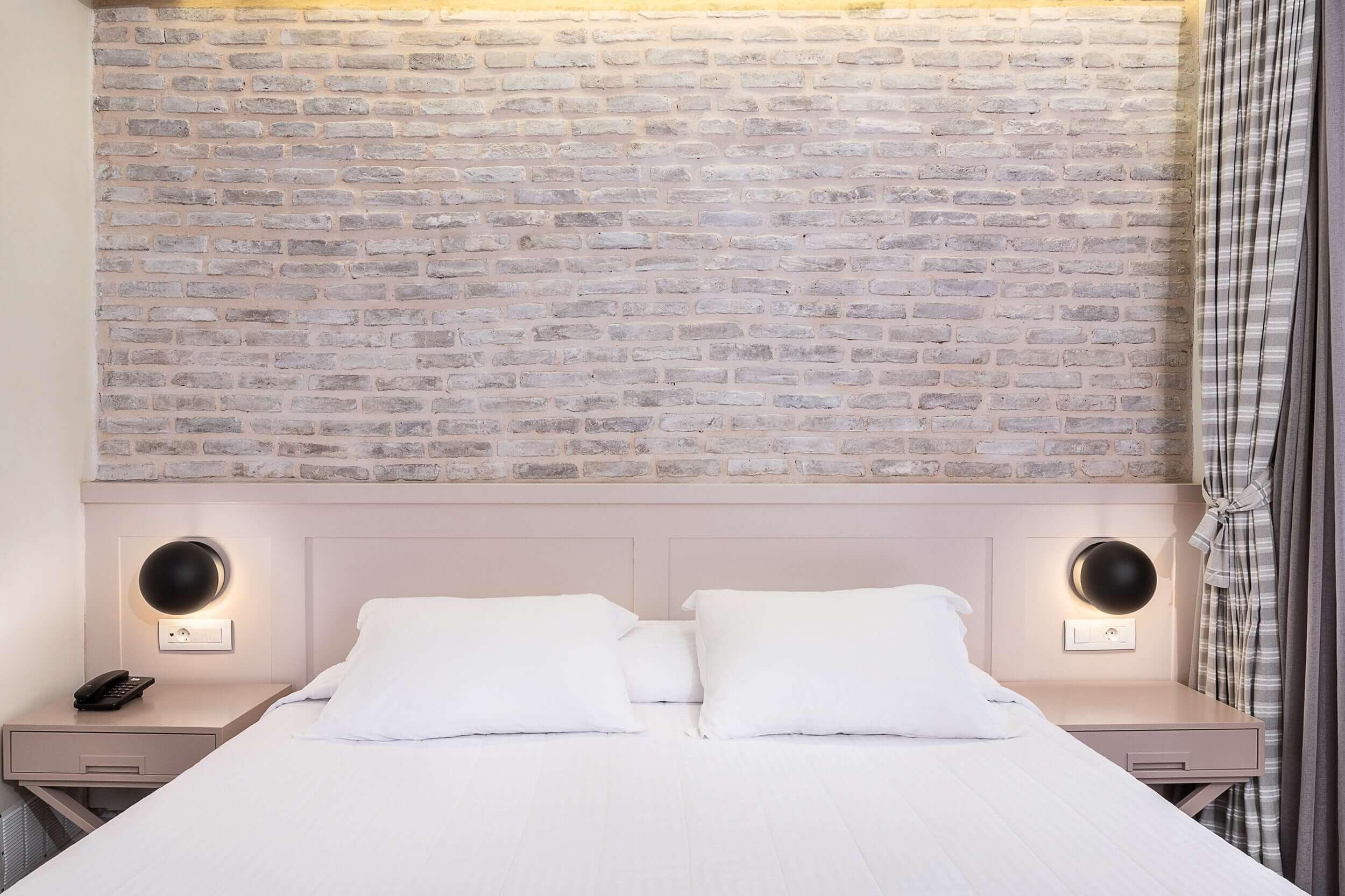 Hotel Off Chania Deluxe Garden Bed