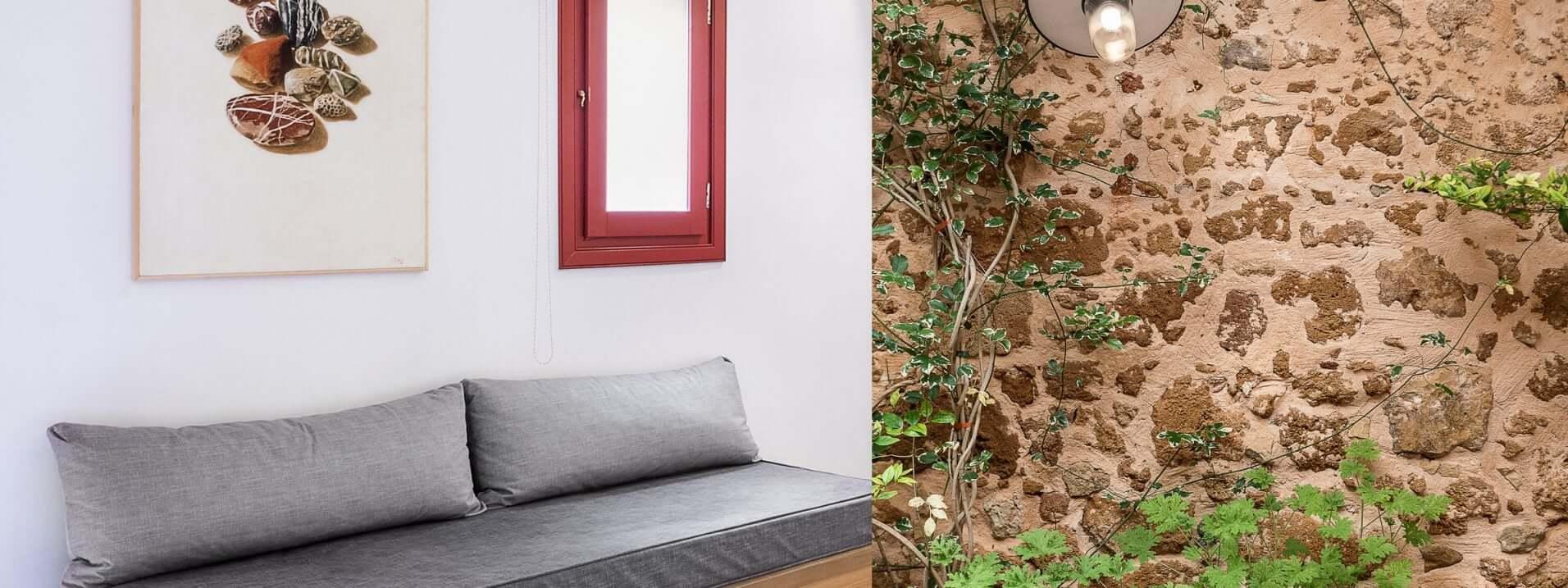 Hotel Off Chania Deluxe Garden Sofa 1912x717