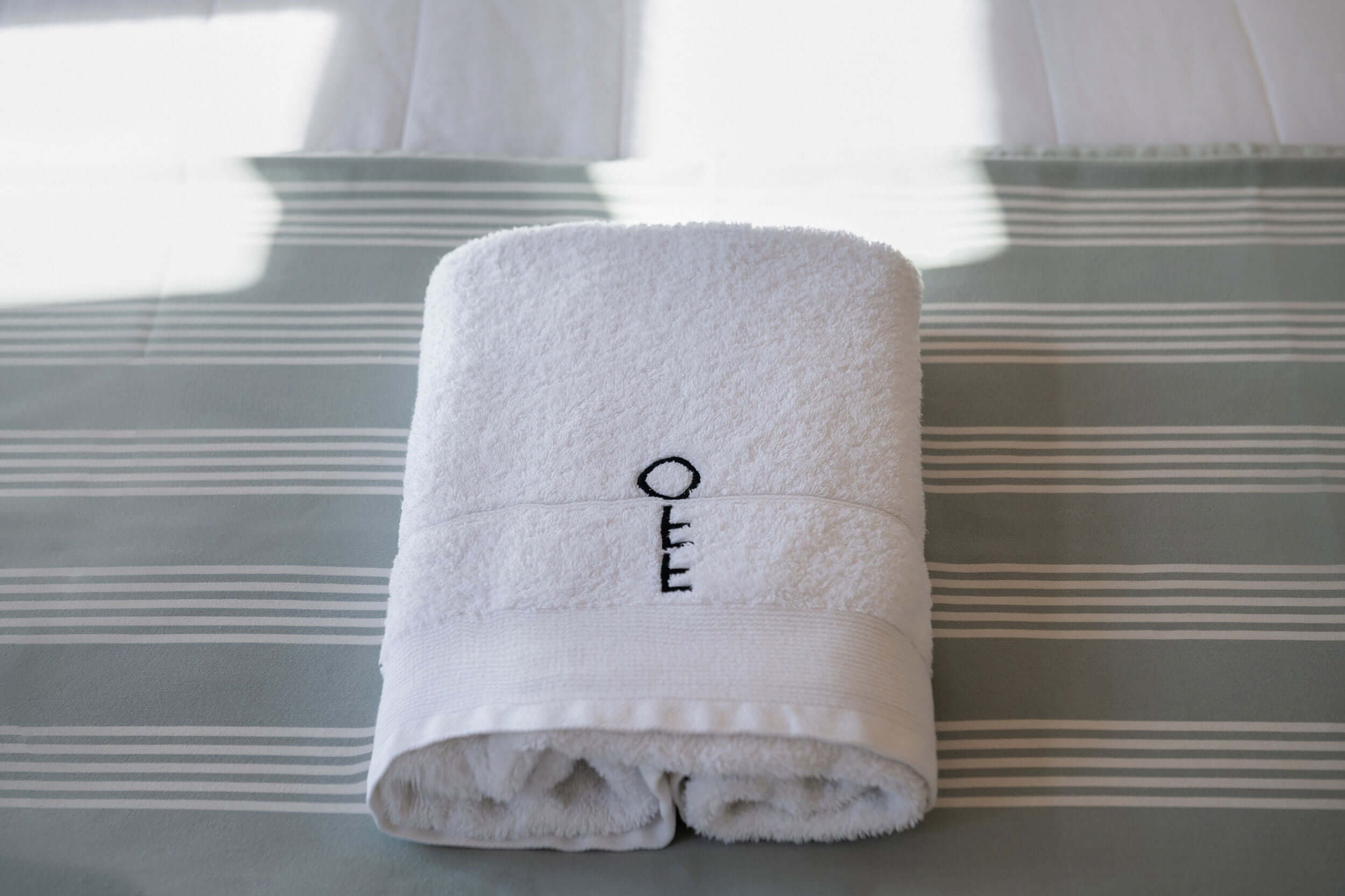 Hotel Off Chania Deluxe Gardenview Towel