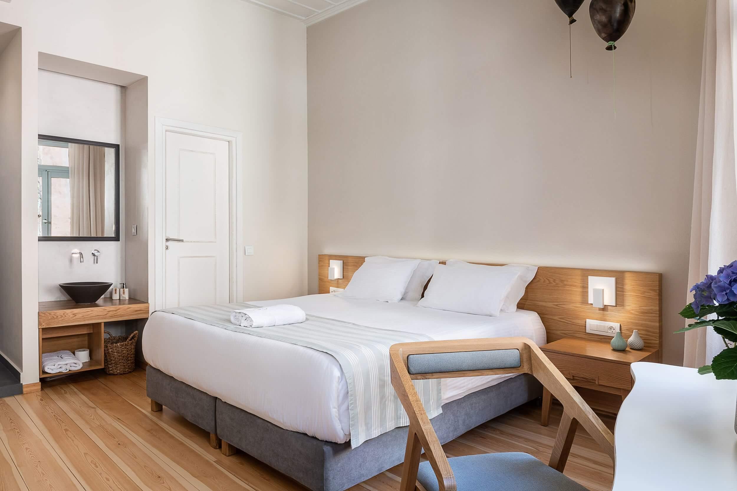 Hotel Off Chania Superior Cityview Bath