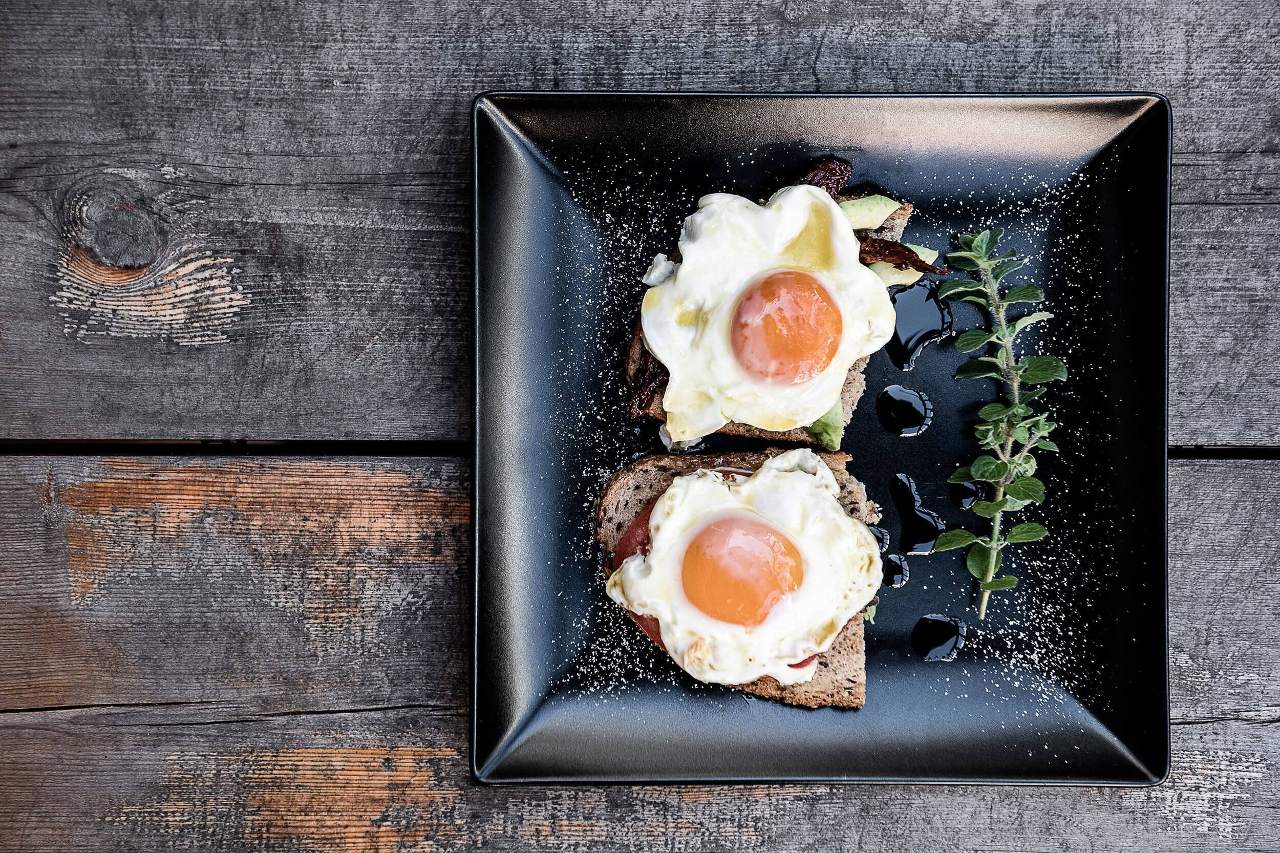 Hotel Off Organic Crete Breakfast Eggs